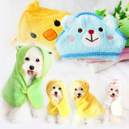 toalhas para cachorro