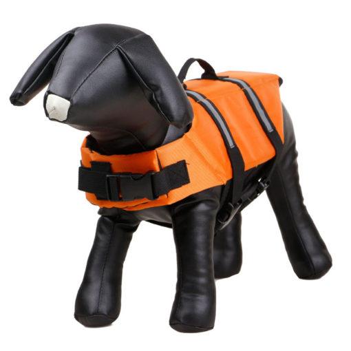 colete salva vidas para cachorros
