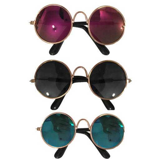 Óculos de Sol para Cachorro Estilo RayBan