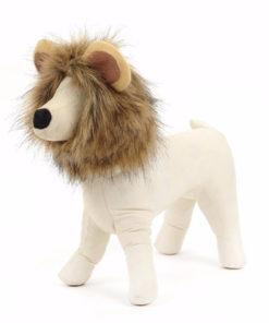 Fantasias Para Cachorro Juba de Leão