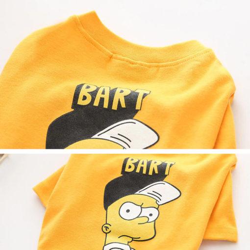 camiseta-bart-para-cachorro
