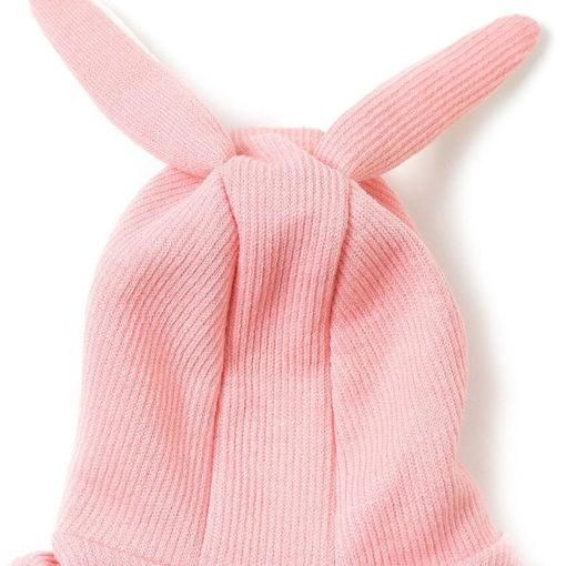 fantasia de coelho rosa para cachorro