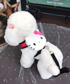 mochila hello kitty para cachorro