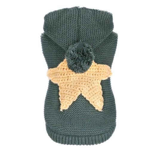 roupinha de trico para cachorro